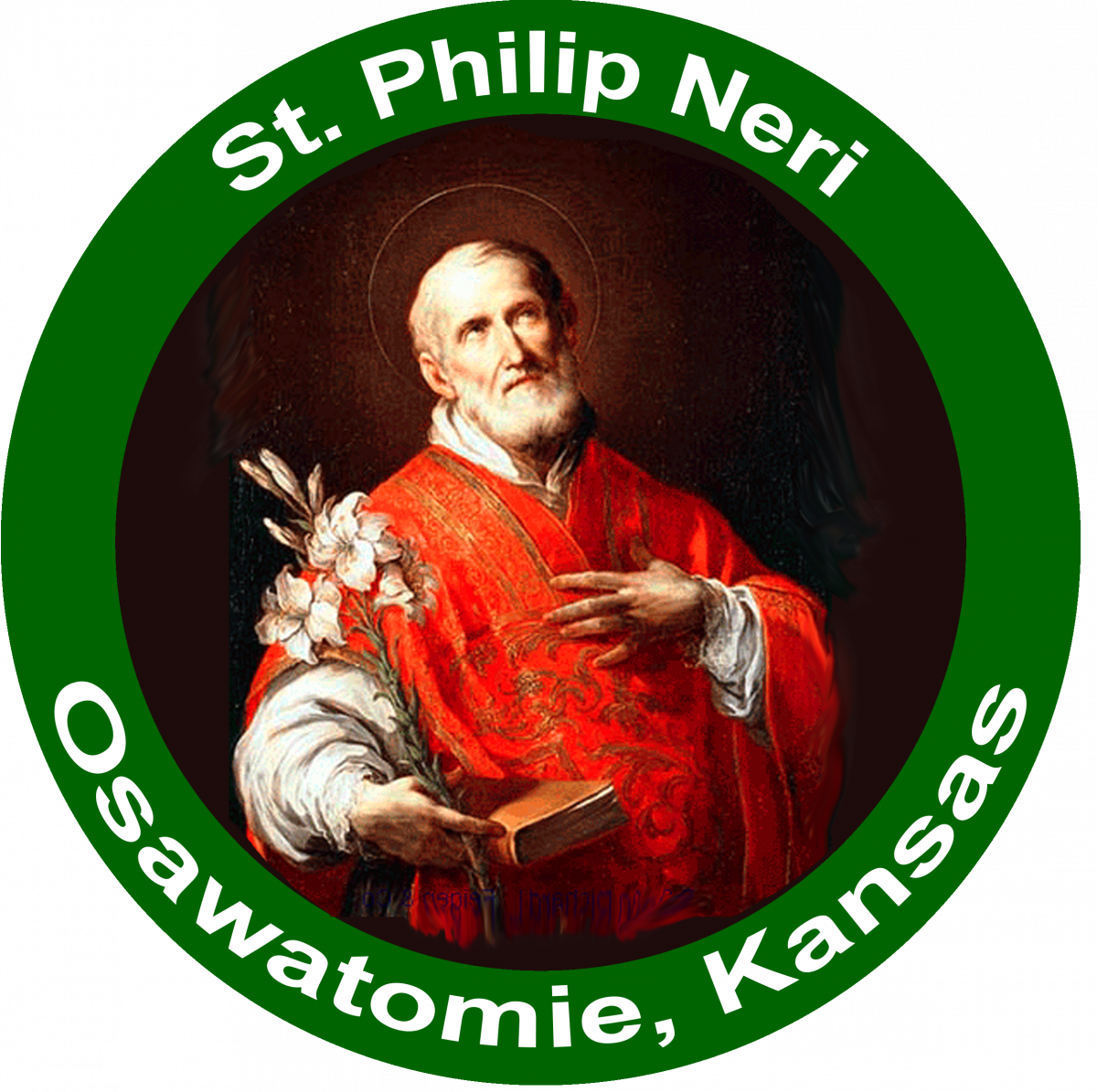 St Philip Neri in Osawatomie, Kansas